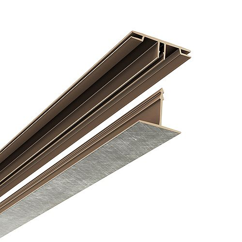 Ceilingmax Ensemble 100pds Carrés, Crosshatch Silver