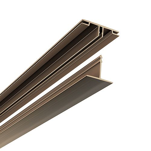 Ceilingmax Ensemble 100pds Carrés, Oil Rubbed Bronze