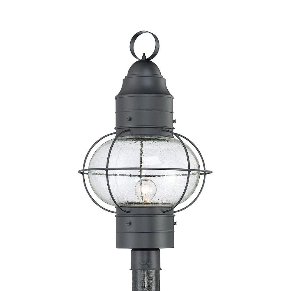 Filament Design Monroe 4 Lumière Antique Brown extérieure à incandescence Lampadaire