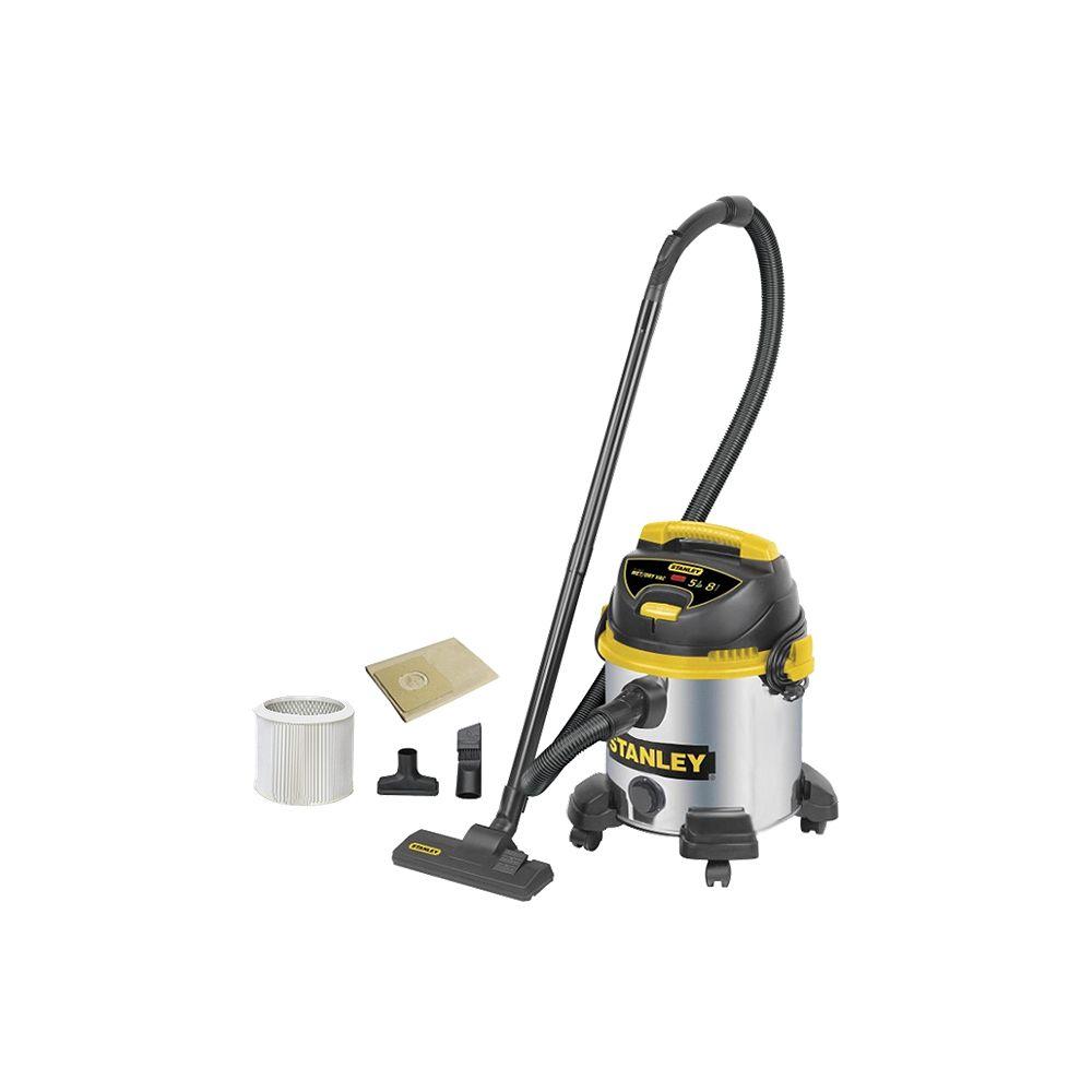 STANLEY Aspirateur en acier inoxydable humide/sec