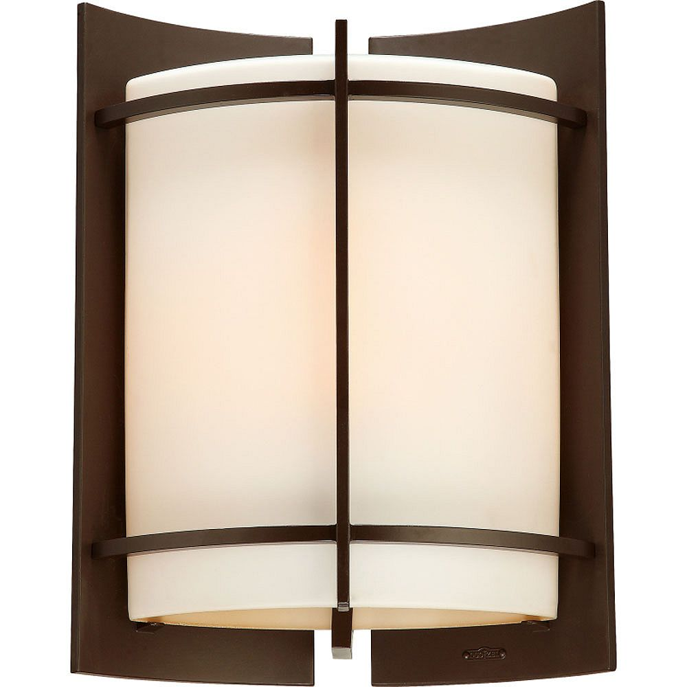 Filament Design Monroe 1 Light Western Bronze Outdoor Incandescent Wall Lantern