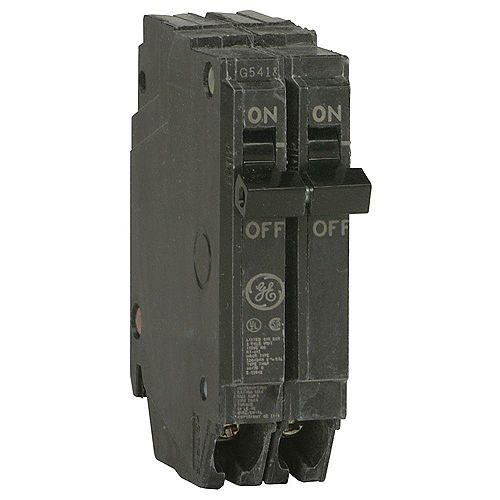 Disjoncteur  2 Pole 15 Amp