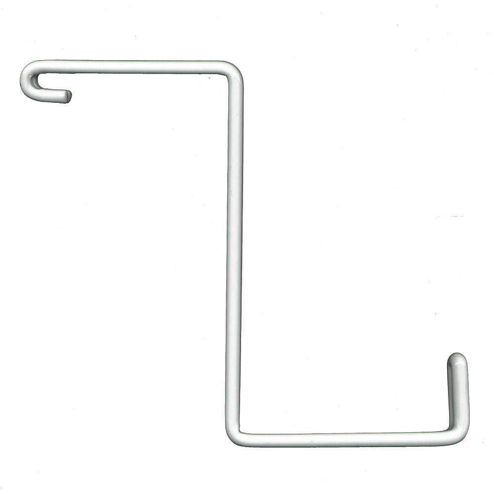 Hyloft 8-inch L Add on Garage Storage Hooks (4-Pack)