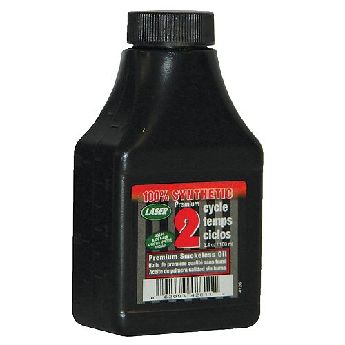 3.4 fl. oz / 100 mL 2-Cycle Oil