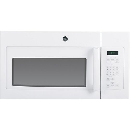 30-inch W 1.6 cu. ft. Over the Range Microwave in White with Sensor Cooking