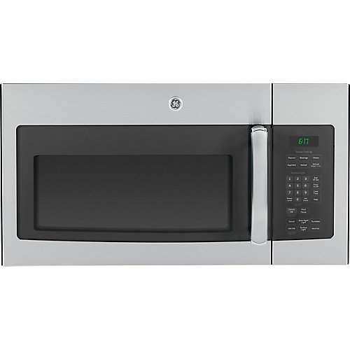 30-inch W 1.6 cu. ft. Over the Range Microwave in Stainless Steel with Sensor Cooking