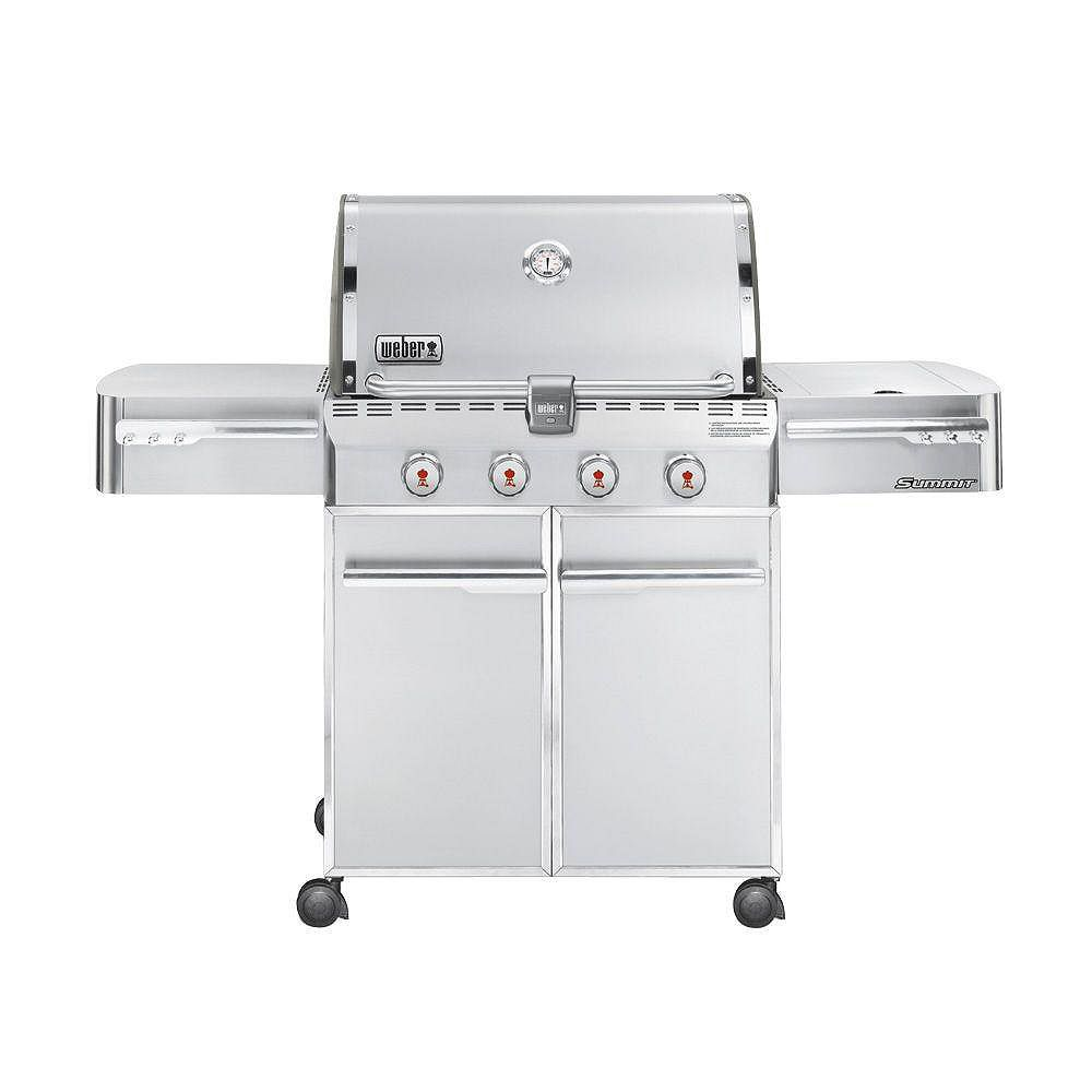 Weber Summit S-420 Propane Barbecue