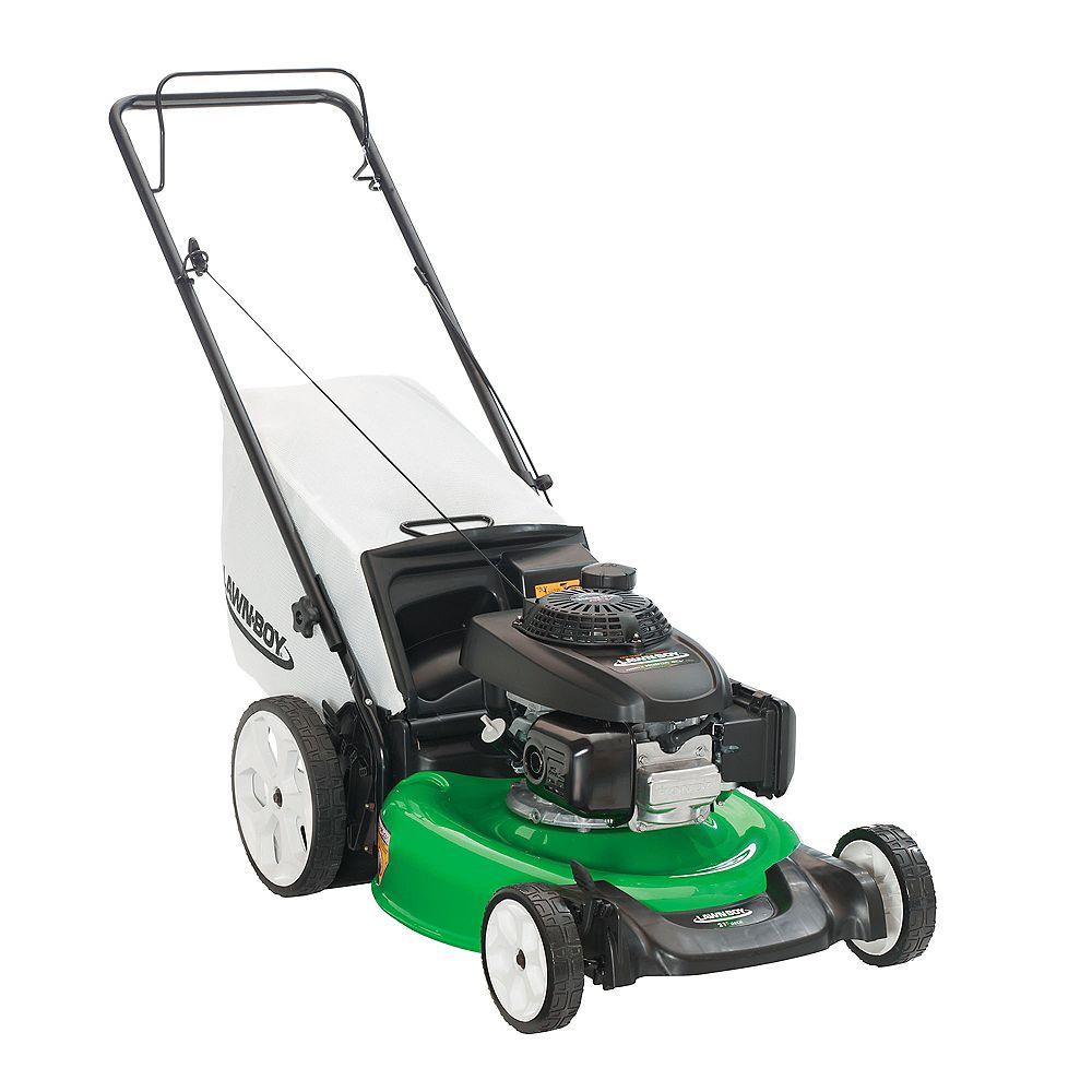 Lawn-Boy 21-inch Gas-Powered Push Lawn Mower with Honda 160 OHC Engine