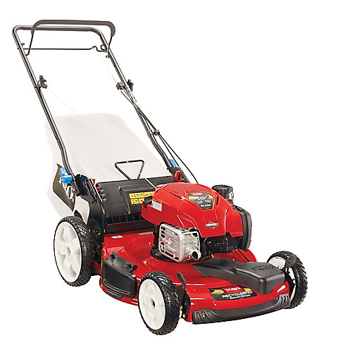 Recycler SmartStow 22-inch Self-Propelled Gas Lawn Mower with Briggs & Stratton Engine