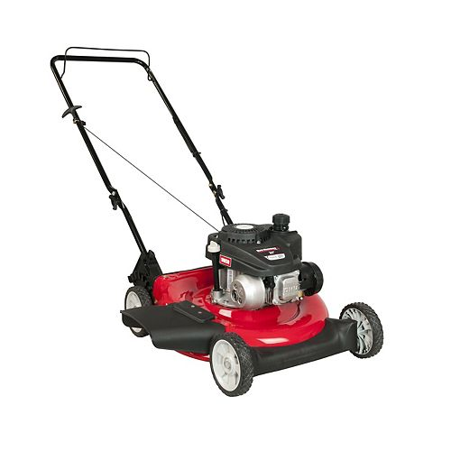 21-inch 140cc Side Discharge Lawn Mower