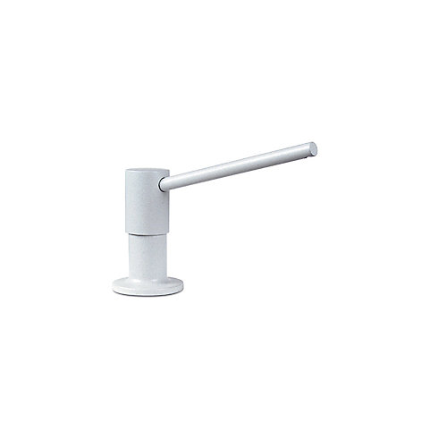 Soap Dispenser - Silgranit White