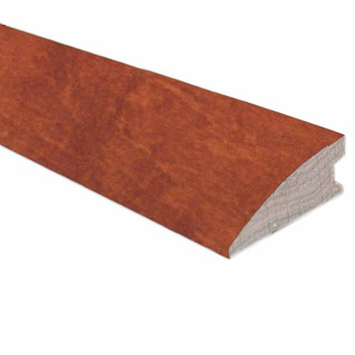 Carmine and Umber Cork- 1.5-inch Wide x 78-inch Length Flushmount Reducer Molding
