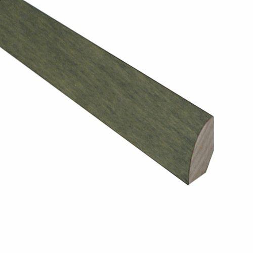 Indigo Cork- .75 in Wide x 78-inch Length Quarter Round Molding