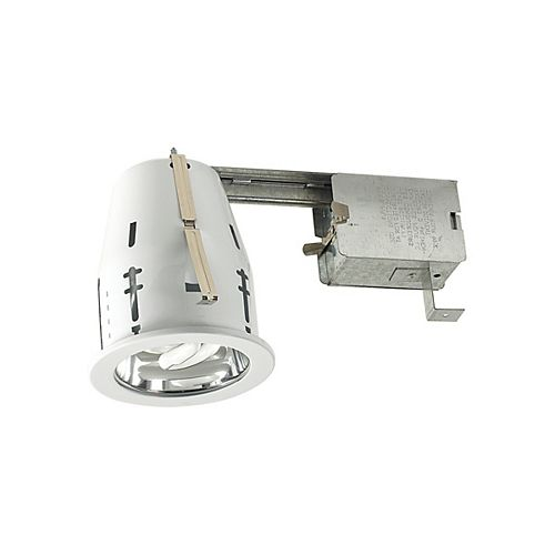 Compact Fluorescent Light Recessed Kit