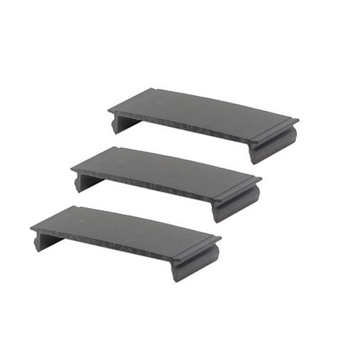 Filler Plate Pour Type Q disjoncteur (PKG de 3)