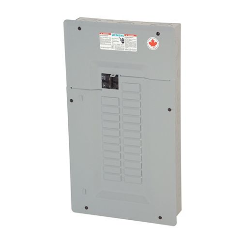 Service Entrance Loadcentre 100A 24 Circuits Expandable to 48
