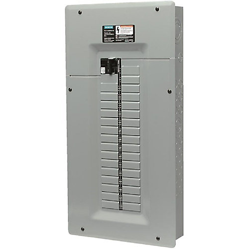 32/64 Circuit Panel with 125Amp Main Breaker and Arc Fault Breaker