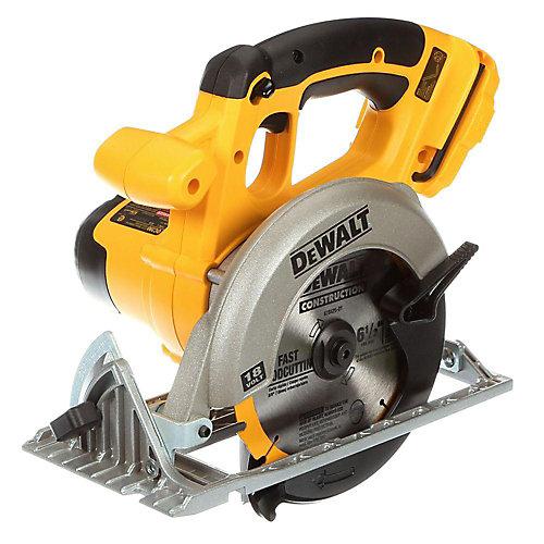 18V NiCd Cordless 6-1/2-inch (165 mm) Circular Saw (Tool-Only)