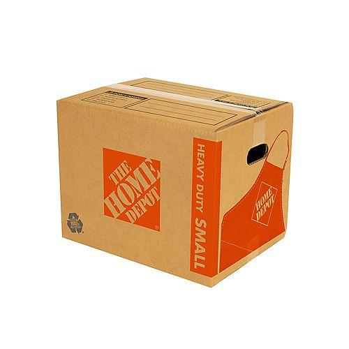 16 inch L x 12 inch W x 12 inch D Heavy Duty Small Moving Box