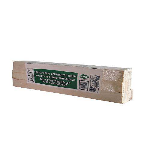 HDG 15-inch Contractor Cedar Shim