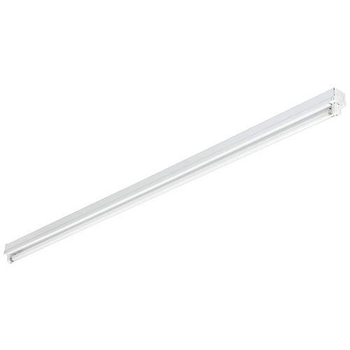 MNS8 1 32 120 RE M6 1-Light White Fluorescent Strip Light