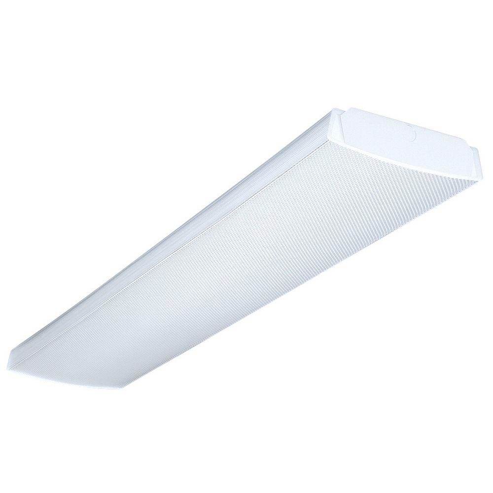 Lithonia Lighting 4 ft. 32 W 2-Light T8 Premium Wrap Light