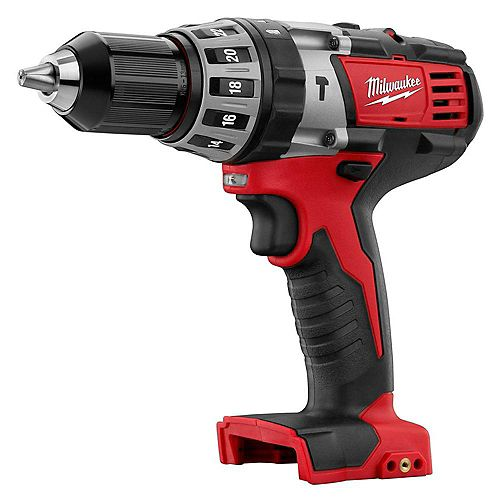 1/2-inch M18 18V Cordless Lithium-Ion Hammer Drill/Driver (Tool Only)