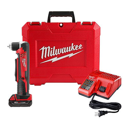 M18 Cordless Lithium-Ion Right Angle Drill