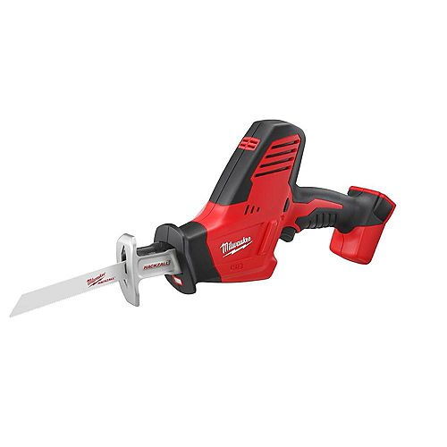 Milwaukee Tool M18 18V Lithium-Ion Cordless Hackzall Reciprocating Saw (Tool Only)