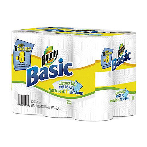 Bounty Basic Gros - Blanc