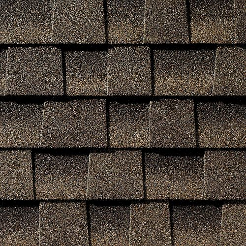 Timberline HDZ Barkwood Laminated High Definition Shingles (33.3 sq. ft. per Bundle) (21-Pcs)