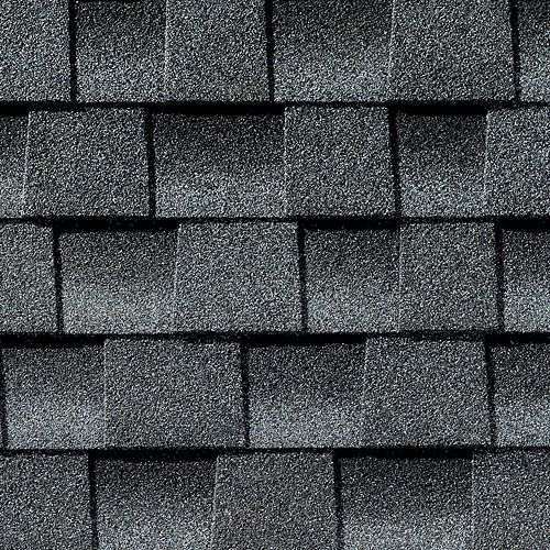 Timberline HDZ Pewter Gray Laminated High Definition Shingles (33.3 sq. ft. per Bundle) (21-Pcs)