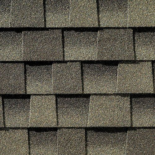 Timberline HDZ Weathered Wood Laminated High Definition Shingles (33.3 sq. ft. per Bundle)(21-Pcs)