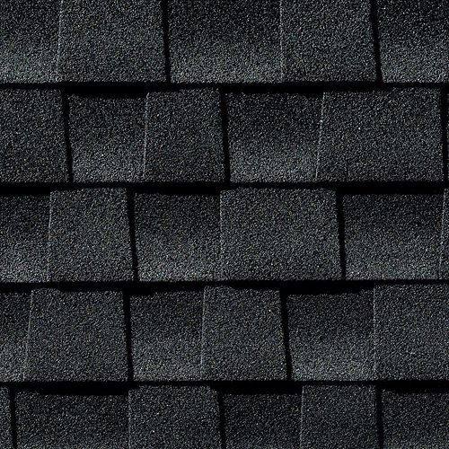 Timberline HDZ Charcoal Laminated High Definition Shingles (33.3 sq. ft. per Bundle) (21-Pcs)