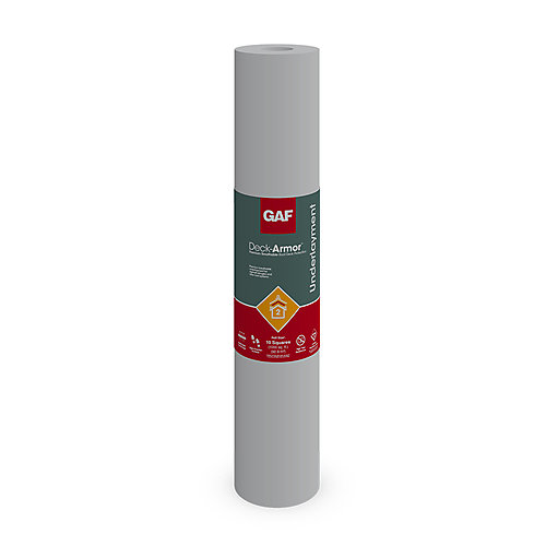 Deck-Armor Premium Breathable Roof Deck Protection (400 sq. ft. per roll)