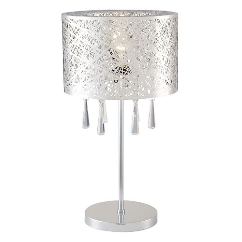 Lampe de Table chromée KYLA