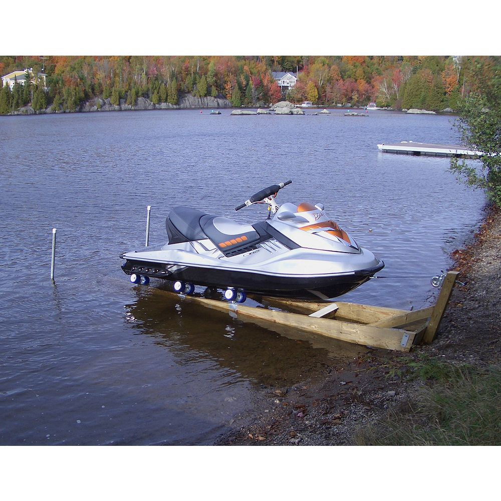 Multinautic Ramp Kit for PWC Or Small Watercraft 2000 lbs.