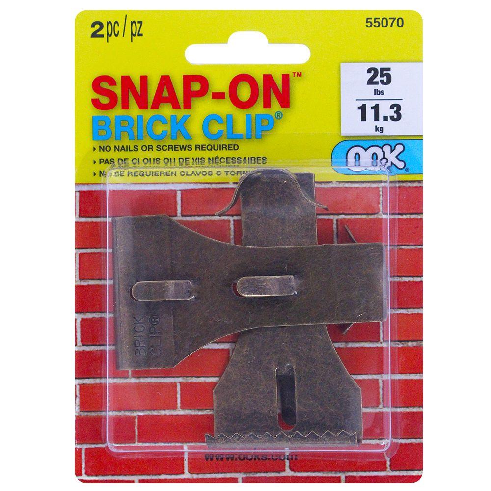 OOK Brick Clip