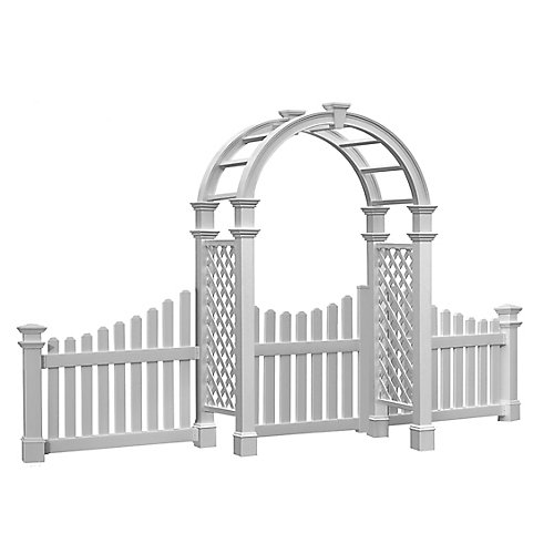 Nantucket Legacy with trim/gate/wings