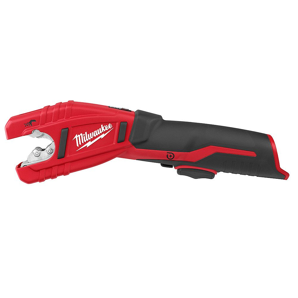 Milwaukee Tool M12 12V Lithium-Ion Cordless Copper Tubing Cutter (Tool Only)
