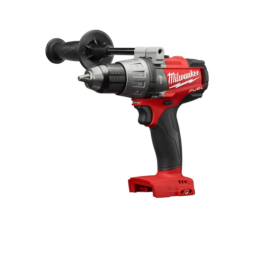 Milwaukee Tool M18 Fuel 18V 1/2-inch Cordless Hammer Drill/Driver (Tool Only)