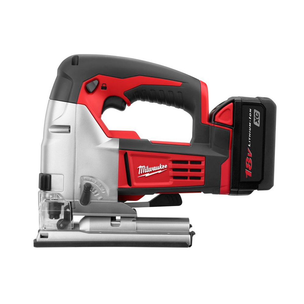 Milwaukee Tool Ensemble de scie sauteuse M18