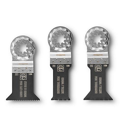 Starlock SL E-Cut Combo (3-Pack) - 221/222/223