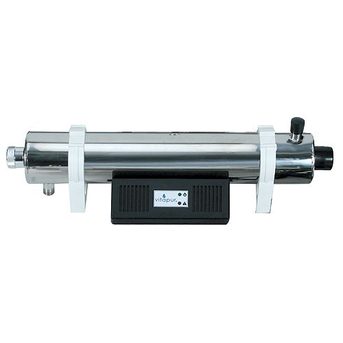 Ultraviolet Whole Home Water Disinfection System