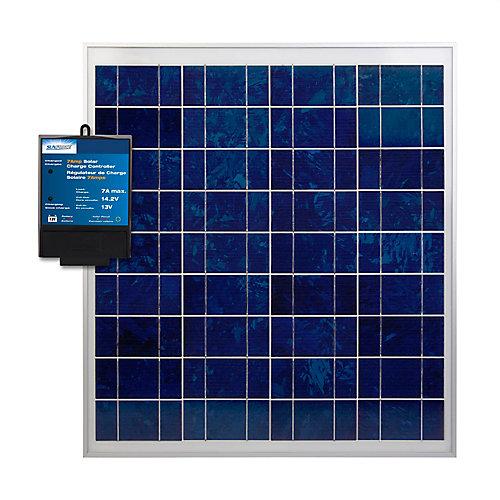60 Watt Crystalline Solar Kit