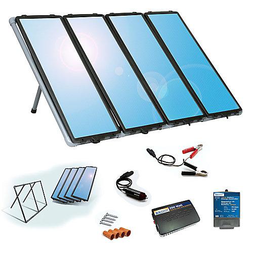 Trousse de charge solaire de 60 watts