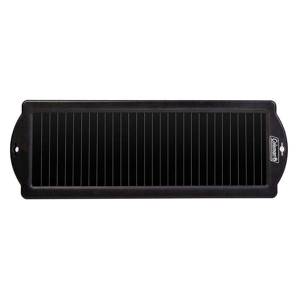 Coleman 2 Watt, 12-Volt Solar Battery Maintainer