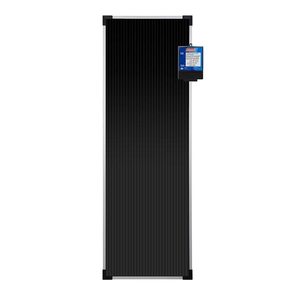 Coleman 18 Watt, 12-Volt Solar Battery Charger Kit