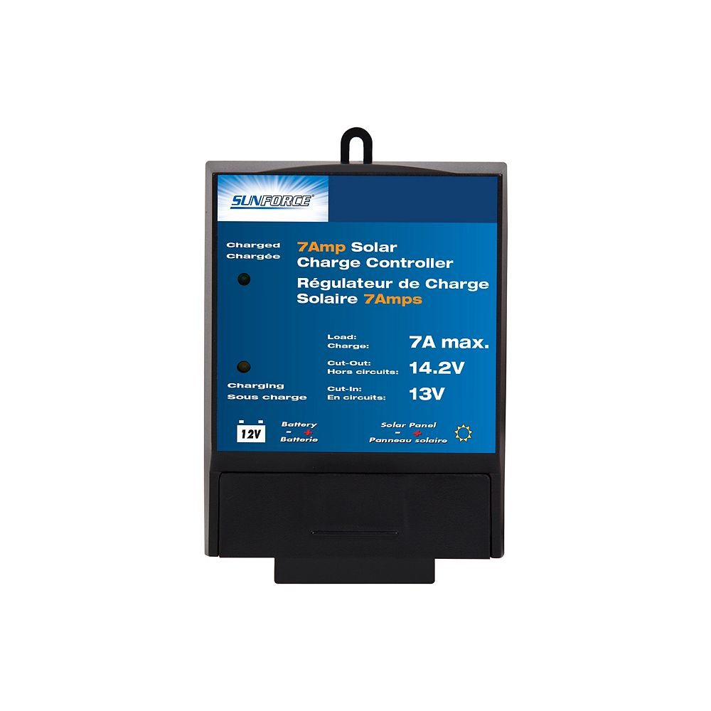 Sunforce 7 Amp Solar Charge Controller
