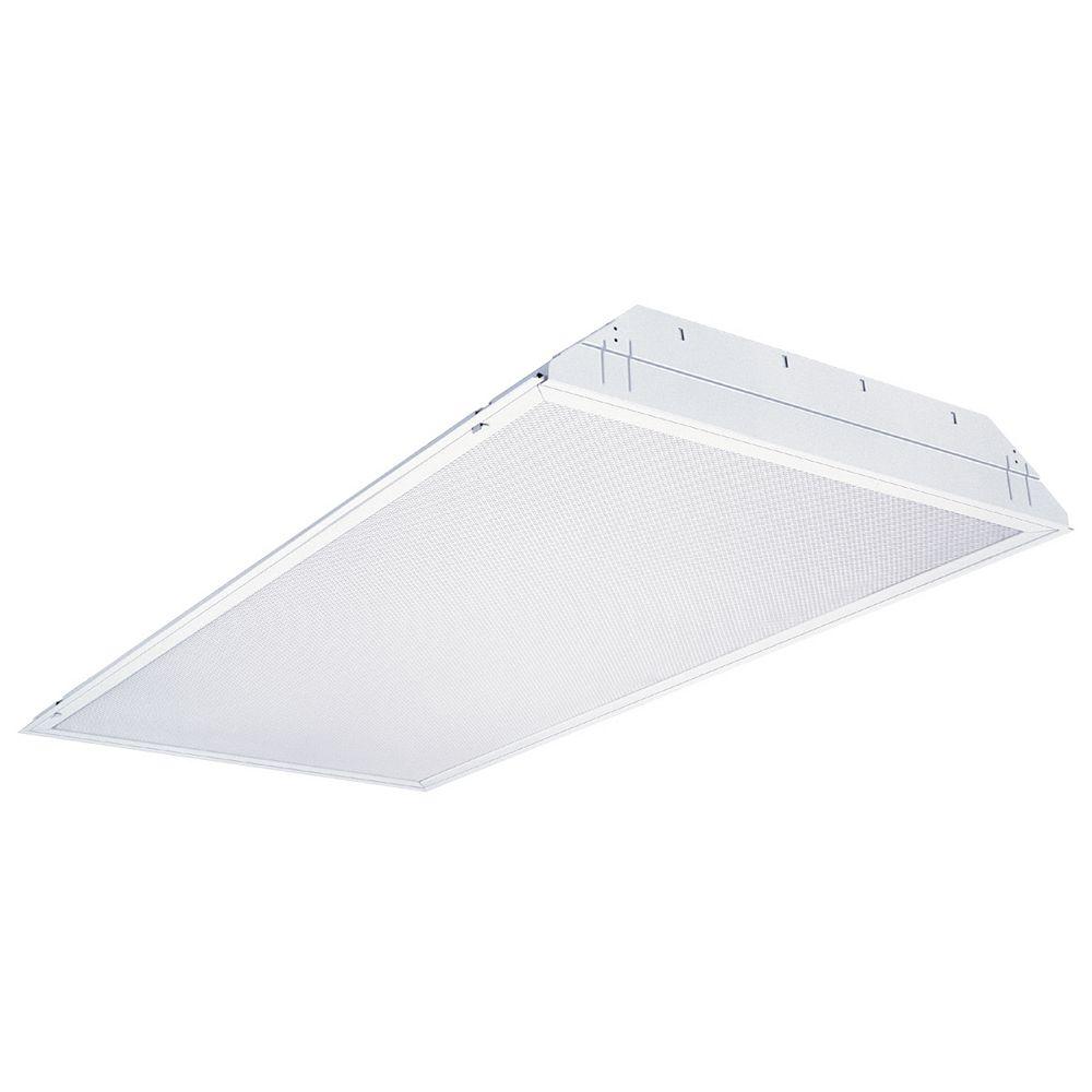 Lithonia Lighting 2'x4' T8 32W 3L Lay In troffer